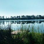 Beautiful walking and biking trails