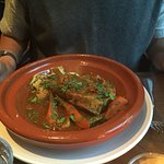 Lamb Tagine, tastes as good as it looks