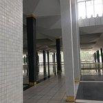 صورة فوتوغرافية لـ المسجد الوطني