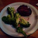 Jackson Hole Sirloin with Broccoli side