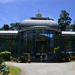 Palácio de Cristal - Externo