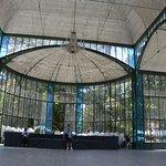 Palácio de Cristal - Interno