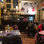 "Foto de Taste Of India Cusco ""Cafe Carvalho"""