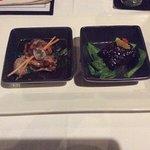 Beef Short Ribs & Crispy Pork Belly [fourth]