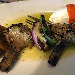Eggplant & Artichoke - excellent!