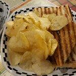 Grilled sandwish