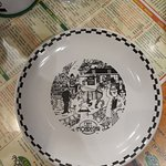 Cafe Mondegar - plate