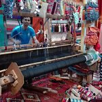 Berber weaving