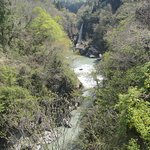 Tedori Canyon resmi