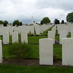 Photo of Tyne Cot Cemetery