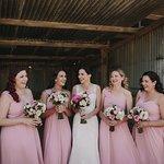 Pink Bridemate Dresses