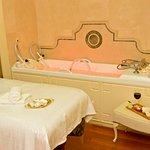 спа-уходы с гидромассажной ванной