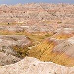 Yellow Mounds Overlook照片