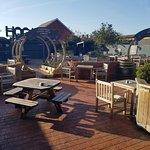 Summber Mornings In Our Amazing Beer Garden