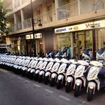 Votre agence de location 2 roues Antibes / Juan les Pins.