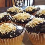 Millionaire cupcakes