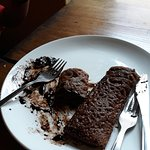 yummy chocolate pancake