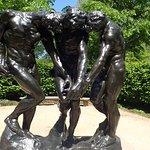 The Three Shades at Rodin Museum