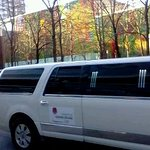 Notre limousine