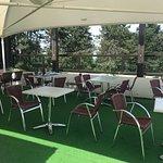 Restaurant des Lacs Golf Hotel de Mont Griffon Picture