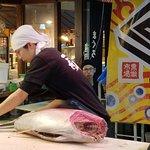 More tuna show