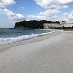 Photo de Shirahama Beach