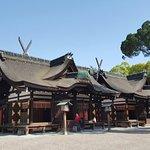 ภาพถ่ายของ Sumiyoshi Taisha Shrine