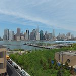 Lower Manhattan from Brooklyn Heights