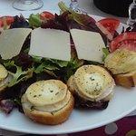 Cafe des Acacias Foto