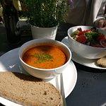 Foto van Suppe mag Brot