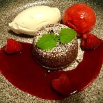 Bilde fra Lampeland Restaurant and Café