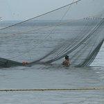 Repairing the netting