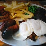 This is the upgraded mixed grill, and also upgraded price!!