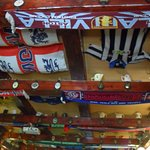 Football Scarves and Shirts