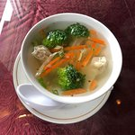 Won Ton Soup (Included With Combos)