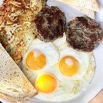 All American Breakfast!