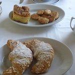 panoramica dei prodotti della colazione