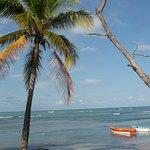 Petite plage le long du Malecon