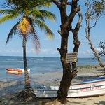 Bateaux de pêche le long du Malecon
