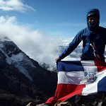 Illiniza Norte (5126 m) second time with Andes Climbing