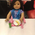 Foto American Girl Place New York Cafe