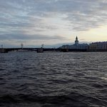 "Теплоход-ресторан ""Сенатор"": прогулка по Неве, 2 мая 2018 года..."