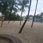 Photo de Bora Bora Beach Bar - Palawan Beach