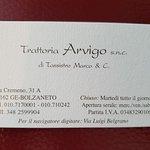 Photo of Trattoria Arvigo