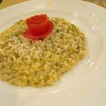 risotto de fleurs de courgette