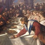 """The Wedding Feast at Cana"" by Tintoretto"