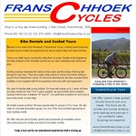 Bike Rentals and Guided Tours fit for the whole family