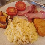 Custom breakfast