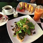 The Porch Cafe Foto