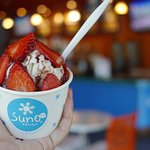 SunO with Strawberries